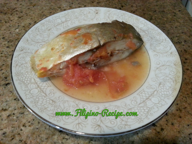 Pinangat na pampano recipe filipino recipes for Pompano fish recipe